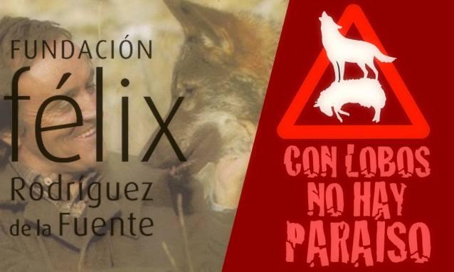 fundacion Felix y con lobos no hay paraiso