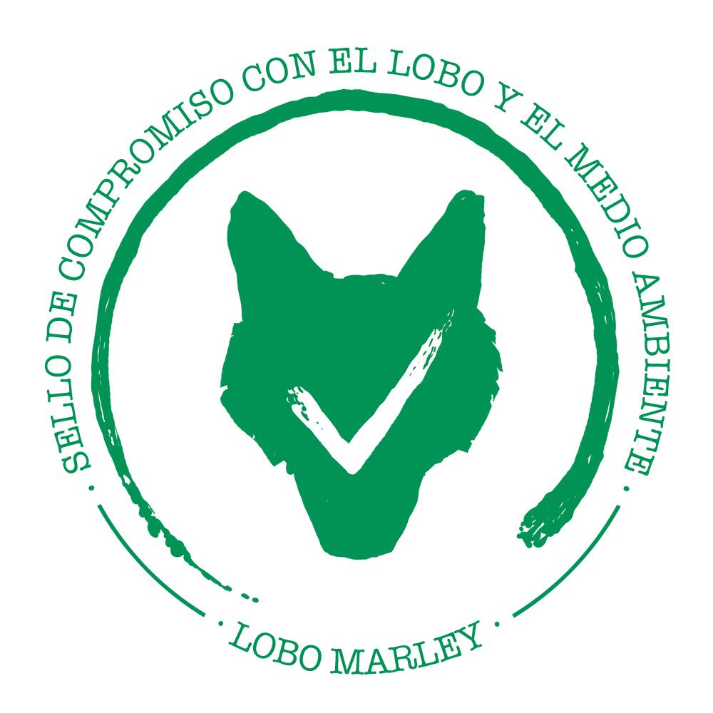 Sello Lobo Marley